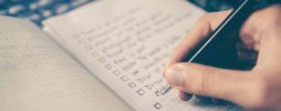 Checklist Playlist